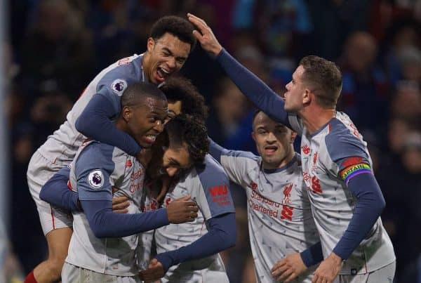Liverpool captain Henderson: Burnley win significant for this squad