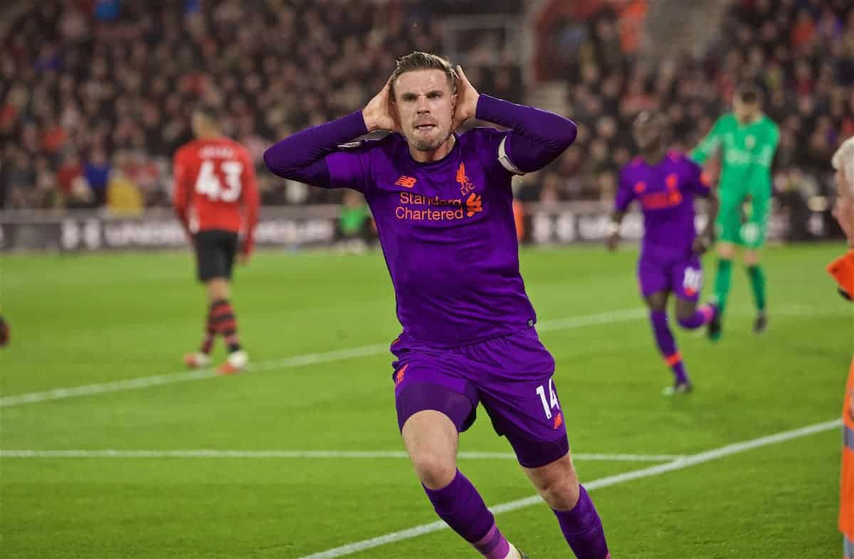 southampton vs liverpool - photo #43
