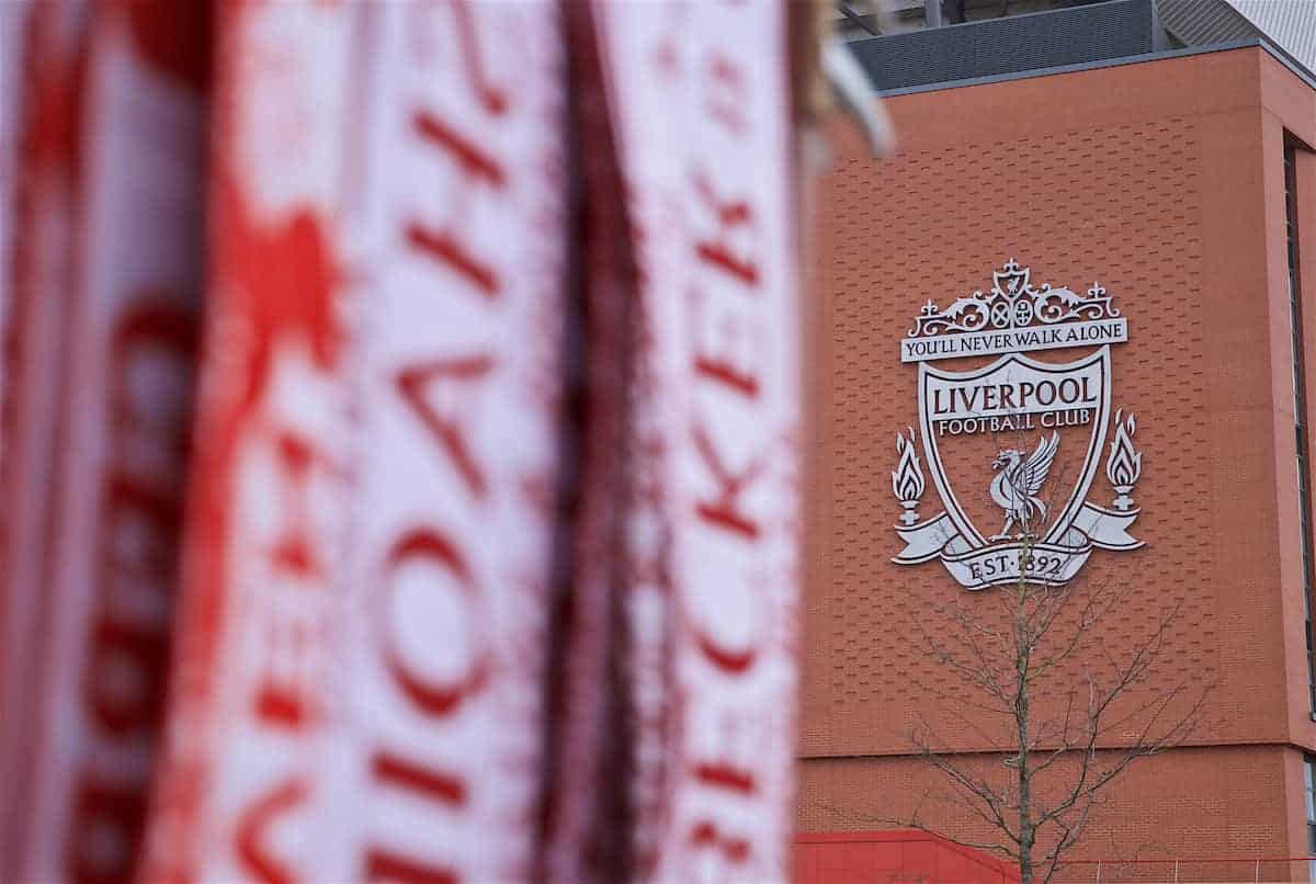 Anfield, general, matchday (Pic by David Rawcliffe/Propaganda)