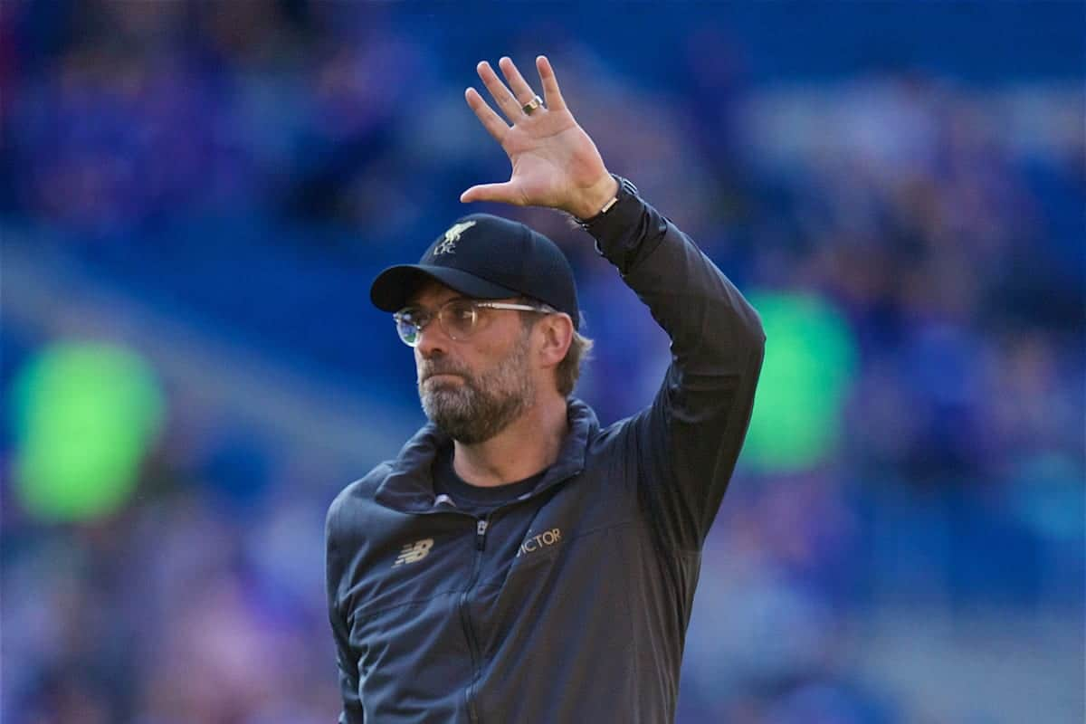 Liverpool manager Klopp talks about Mo Salah the 'Muslim'
