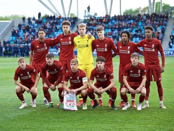 Liverpool U18s win FA Youth Cup after dramatic penalty