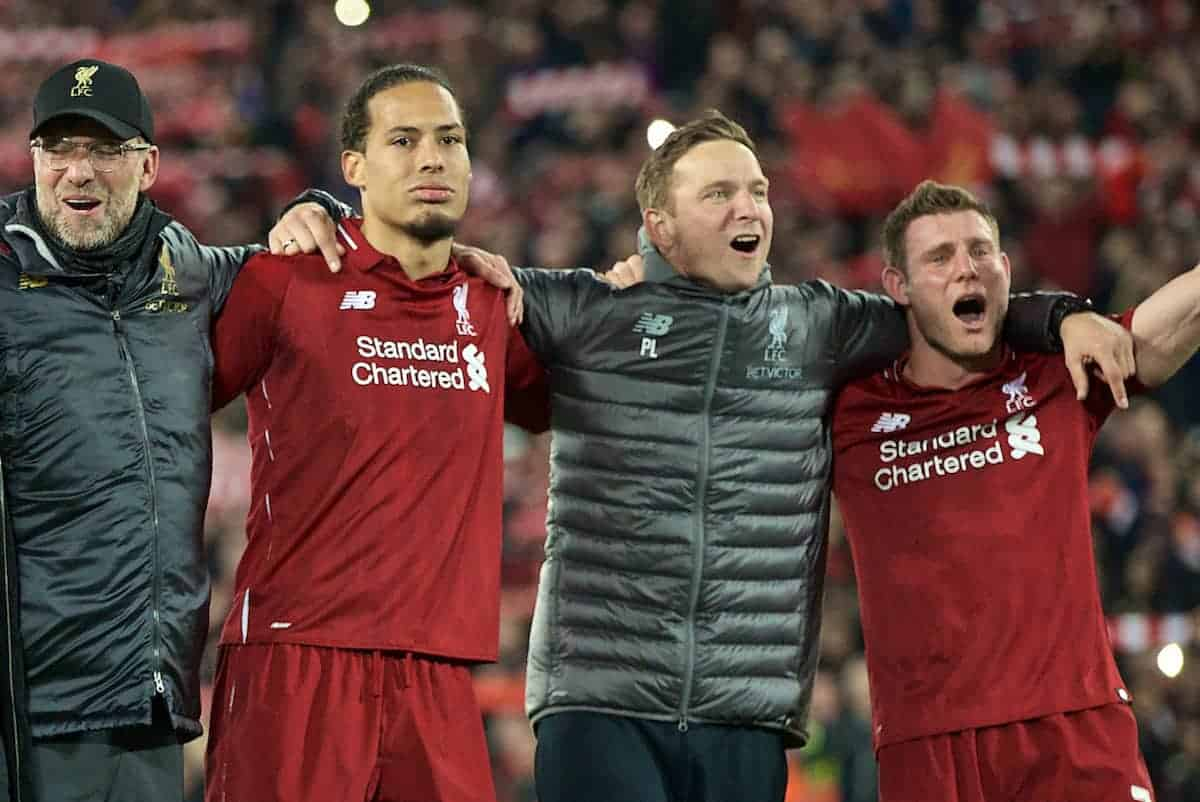 """""""We want to create a new generation"""" – Pepijn Lijnders on why Liverpool have a small squad"""