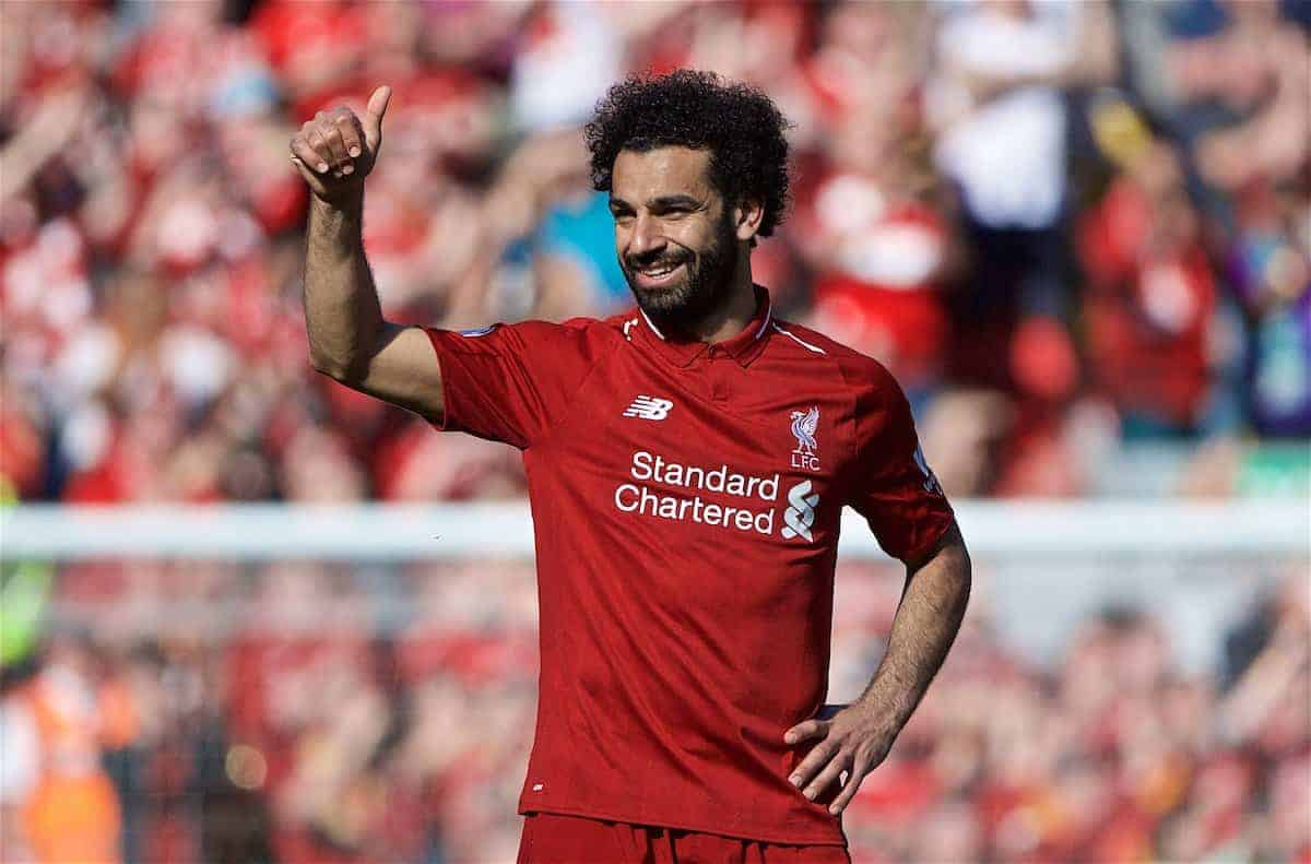 How Mohamed Salah beat every Premier League player in key attacking stats