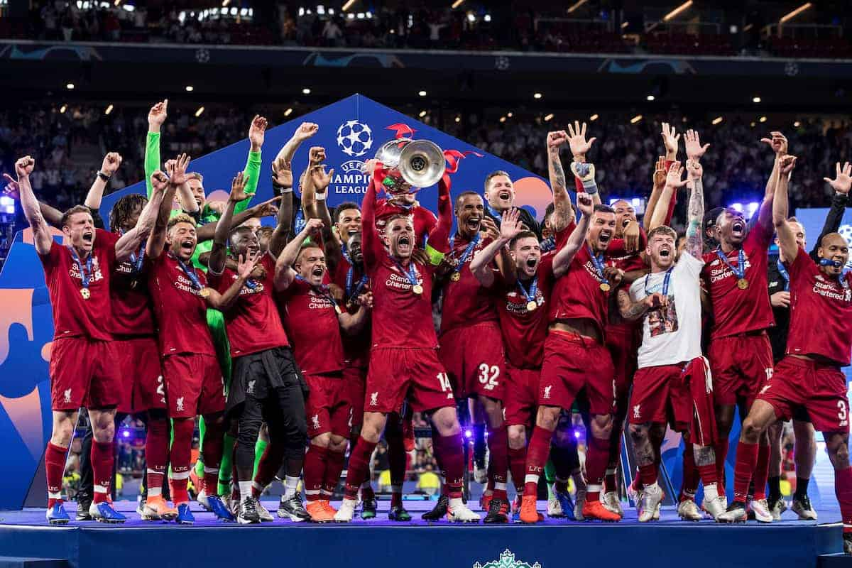 Everything you need to know ahead of Liverpool's Champions ...