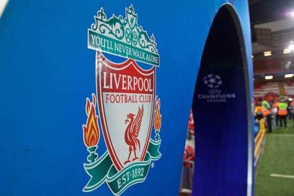 Football – UEFA Champions League – Group E – Liverpool FC v SSC Napoli