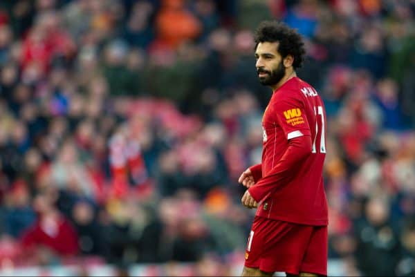 "Mohamed Salah believes Liverpool now have ""experience"" to calm Anfield nerves"