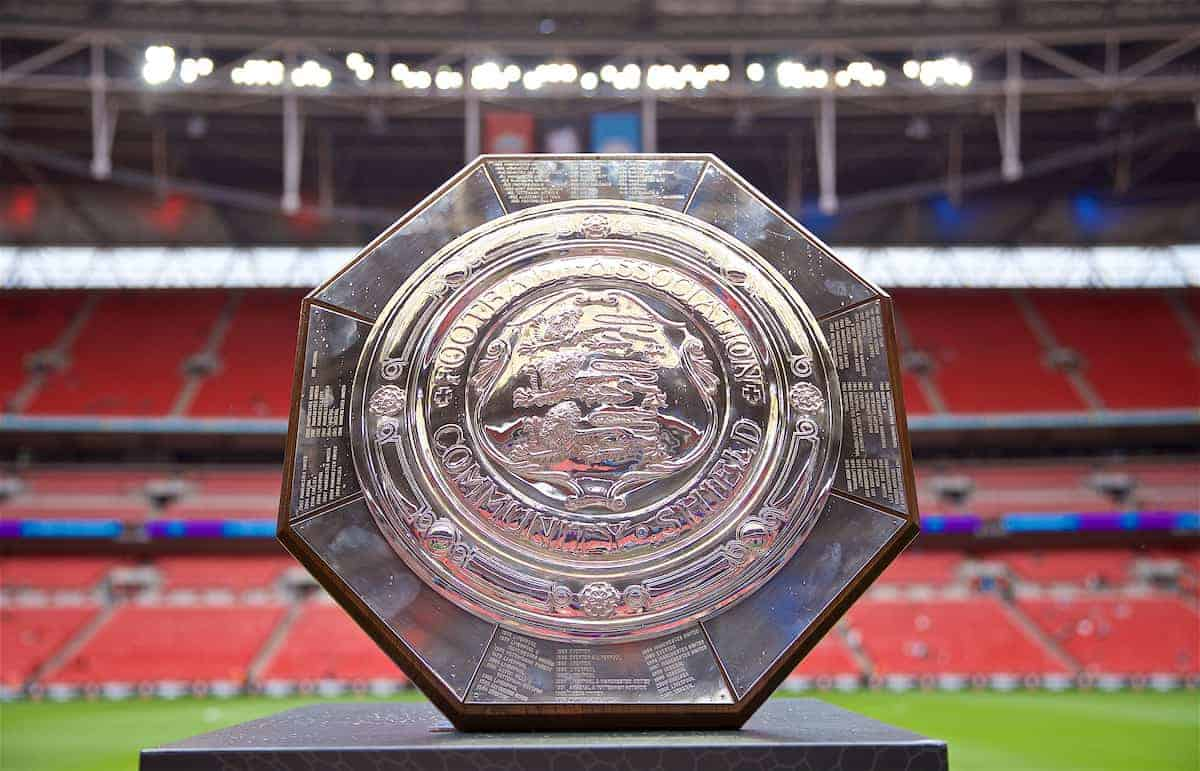 Liverpool Continuous Hunt For Silverware Begins As They Face Arsenal In The Community Shield