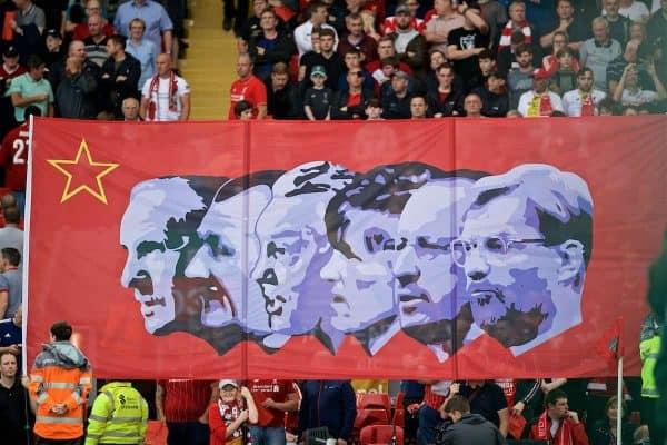 Football – FA Premier League – Liverpool FC v Norwich City FC