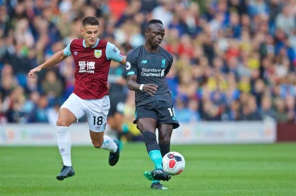 Football – FA Premier League – Burnley FC v Liverpool FC