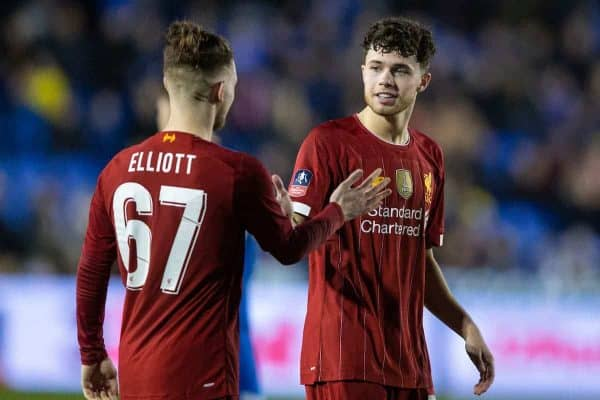 Football – FA Cup – 4th Round – Shrewsbury Town FC v Liverpool FC