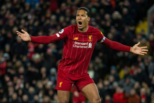 Football – FA Premier League – Liverpool FC v West Ham United FC