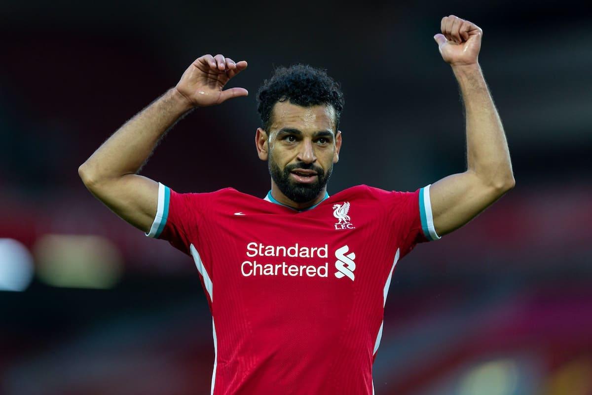 Mohamed Salah ends year as Premier League's leading ...