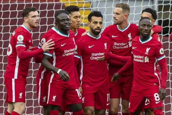 Football – FA Premier League – Liverpool FC v Leeds United FC