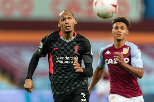 Football – FA Premier League – Aston Villa FC v Liverpool FC