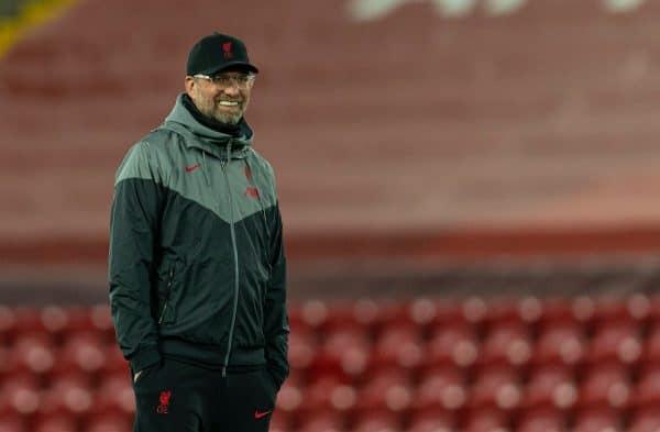 Football – UEFA Champions League – Group D – Liverpool FC v FC Midtjylland