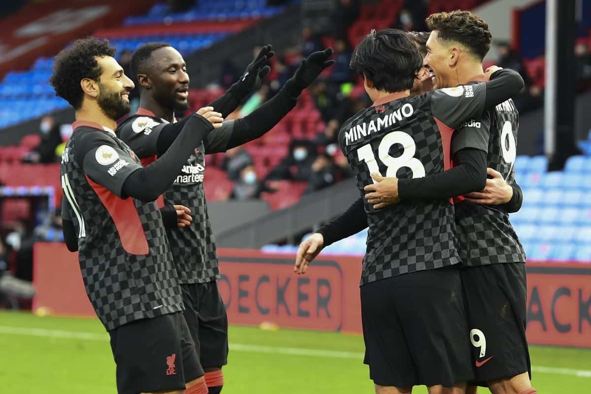 Sadio ends his drought & Firmino on fire - 5 talking points from Crystal  Palace 0-7 Liverpool - Liverpool FC - This Is Anfield