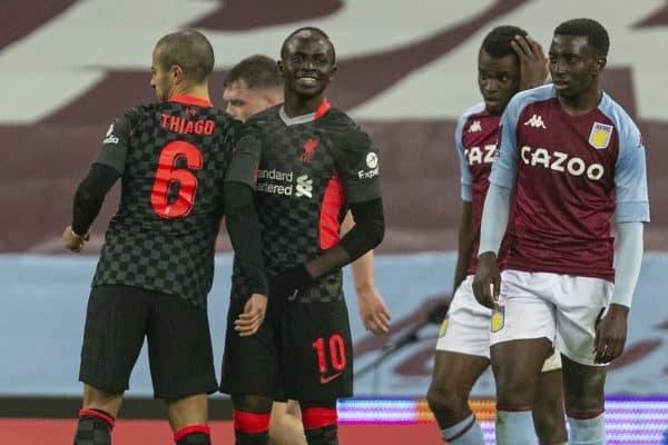Football – FA Cup – 3rd Round – Aston Villa FC v Liverpool FC