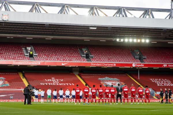 Football – FA Premier League – Liverpool FC v Aston Villa FC