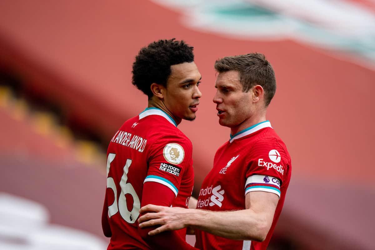 Liverpool 2-1 Aston Villa