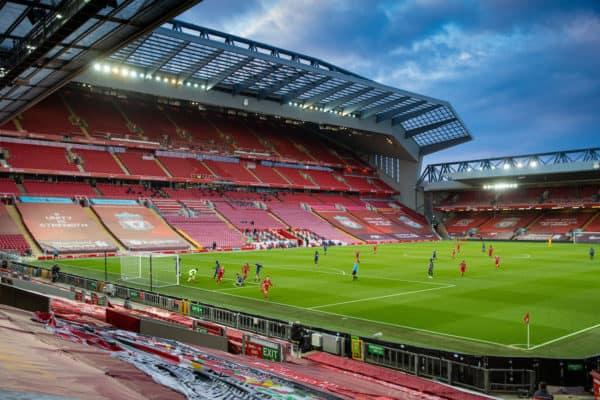 Football – FA Youth Cup – Quarter-Final – Liverpool FC v Arsenal FC