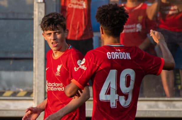 Football – Preseason Friendly – Liverpool FC v FSV Mainz 05