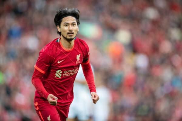 Football – Pre-season Friendly – Liverpool FC v Club Atlético Osasuna