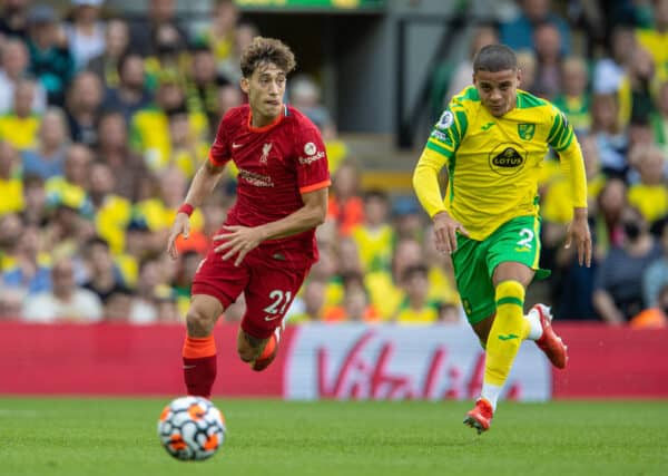 Football – FA Premier League – Norwich City FC v Liverpool FC