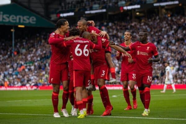 Football – FA Premier League – Leeds United FC v Liverpool FC