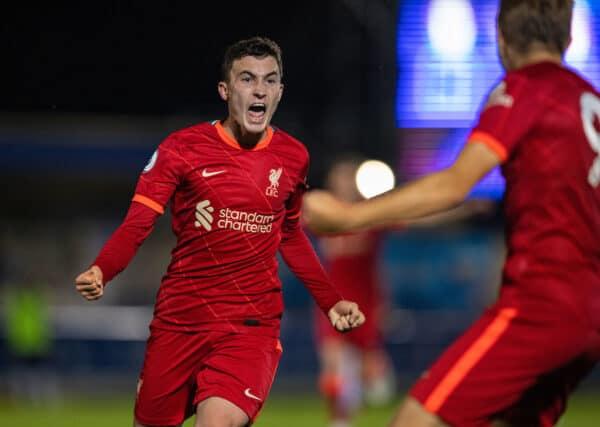 Football – Premier League 2 Division 1 – Chelsea FC Under-23's v Liverpool FC Under-23's