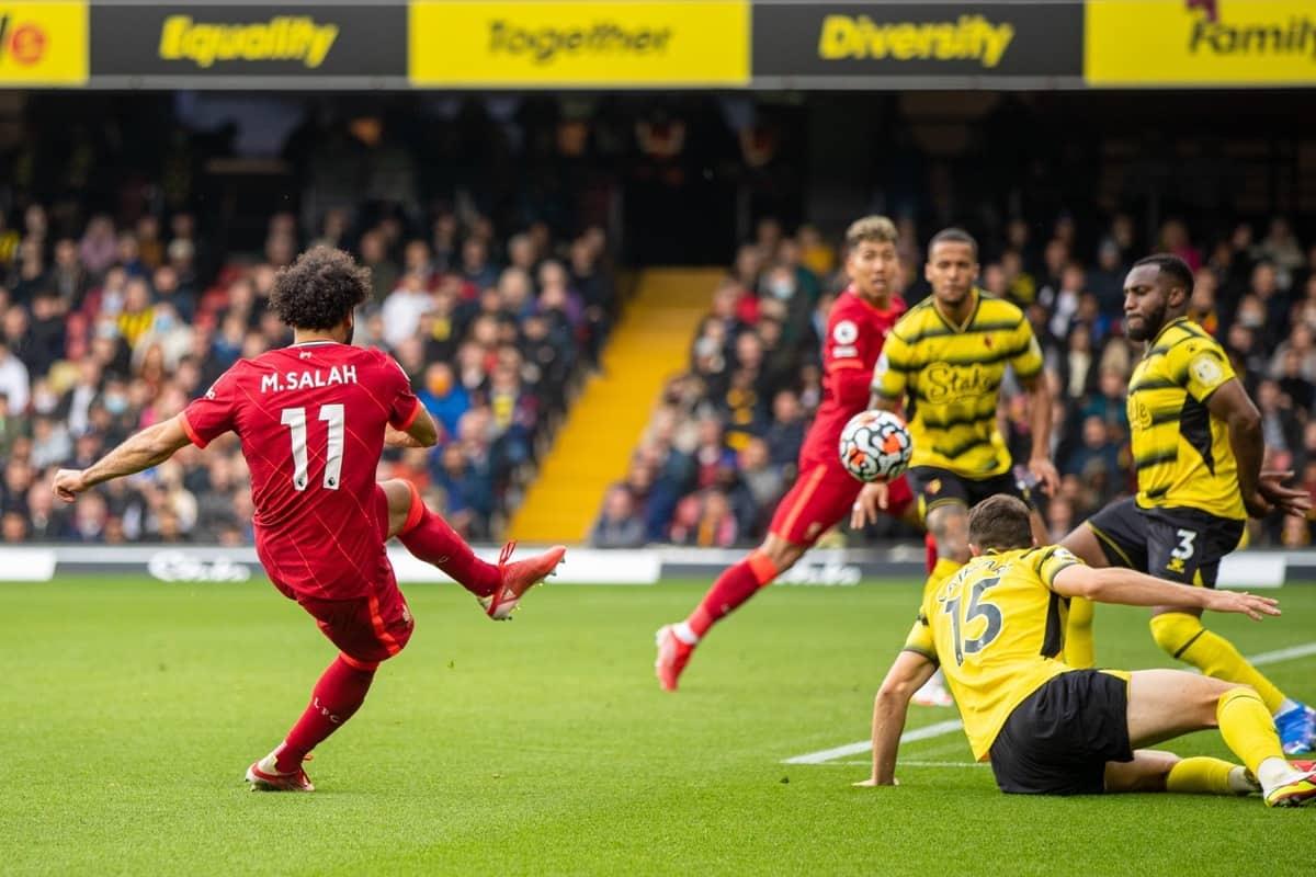 Watch Salah's genius goal at Watford again, in every angle!