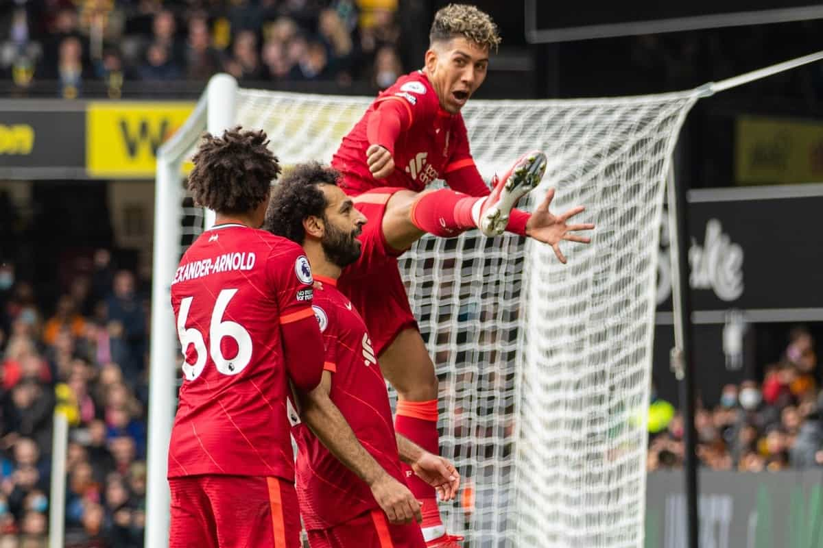 5 talking points from Watford 0-5 Liverpool