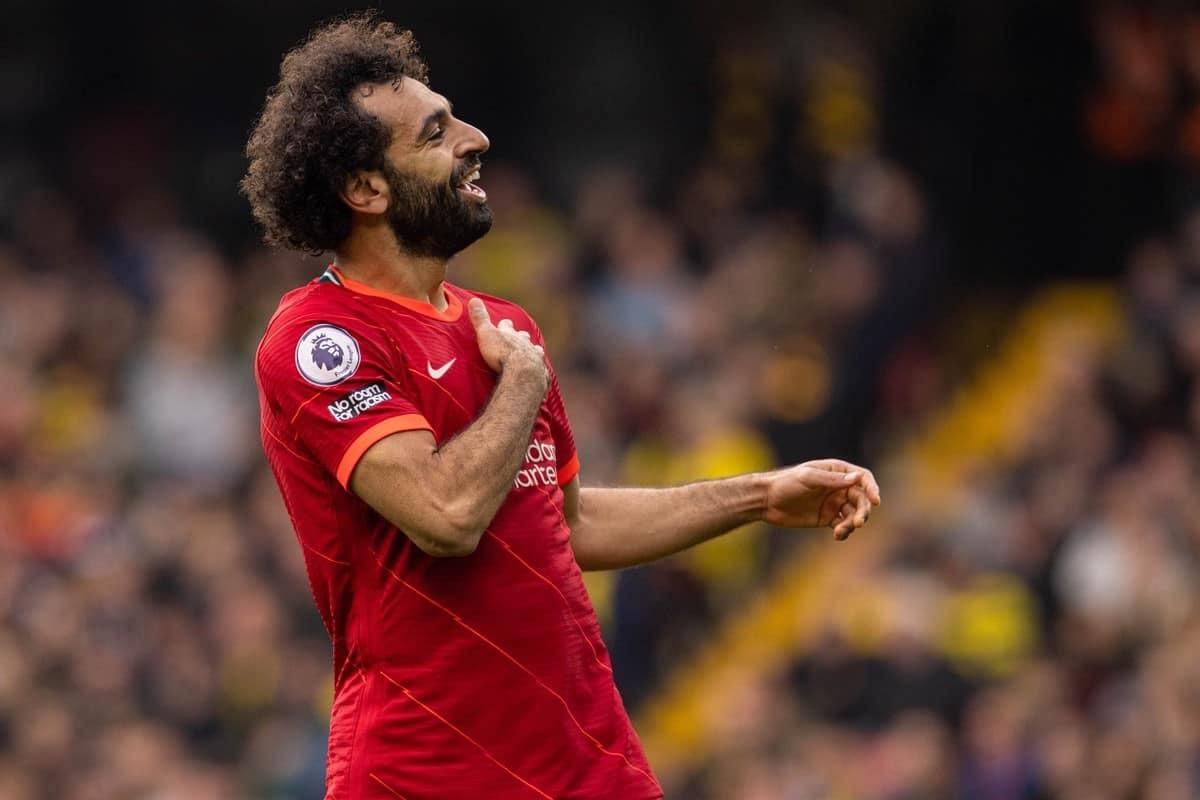 Klopp puts Salah 'top of the list' above Messi & Ronaldo