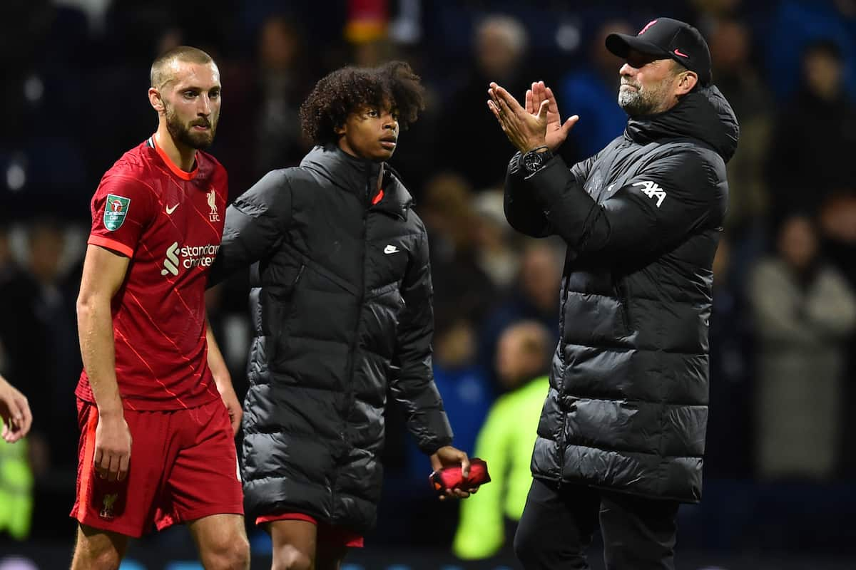 4 key things from Klopp's post-Preston press conference