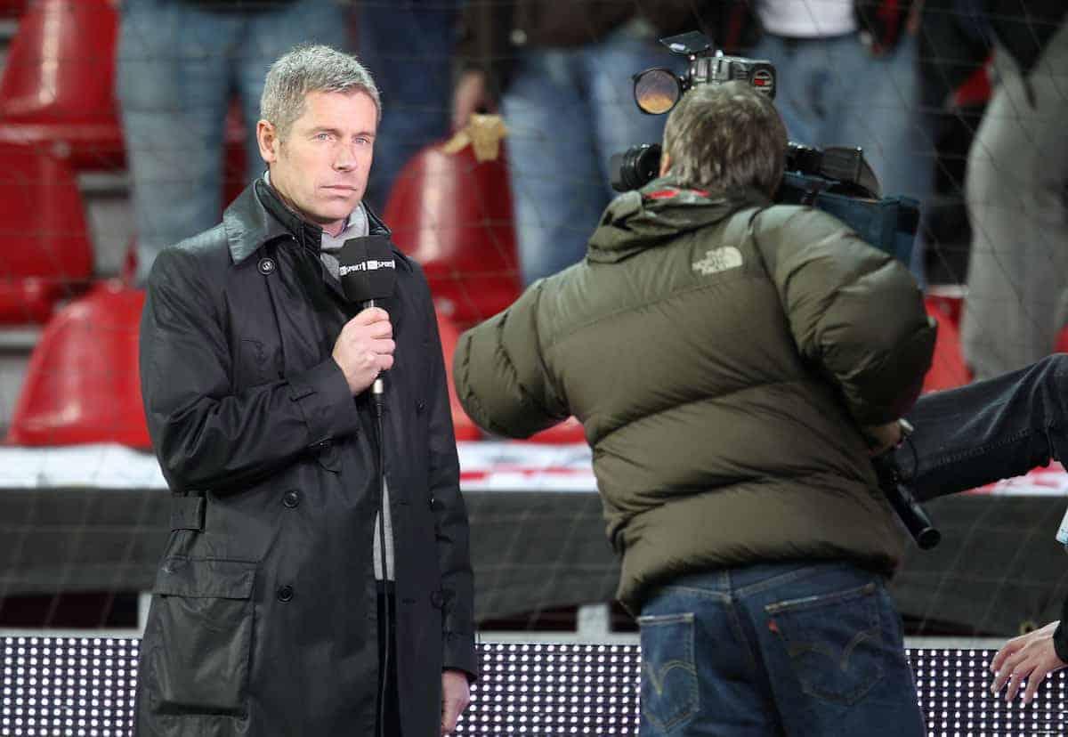 Matt Smith, ITV Sport presenter