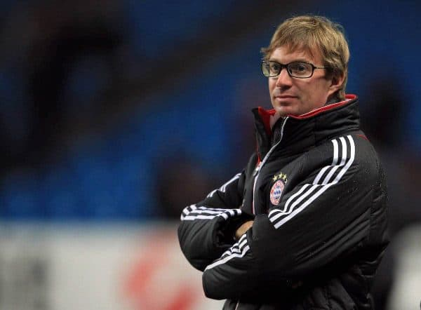 Andreas Kornmayer, Bayern Munich Fitness coach (Picture by: Mike Egerton / EMPICS Sport)