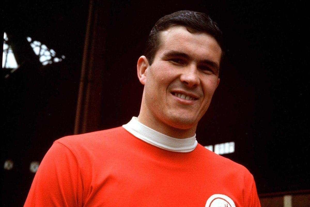 RON YEATS, LIVERPOOL (Don Morley/EMPICS Sport)