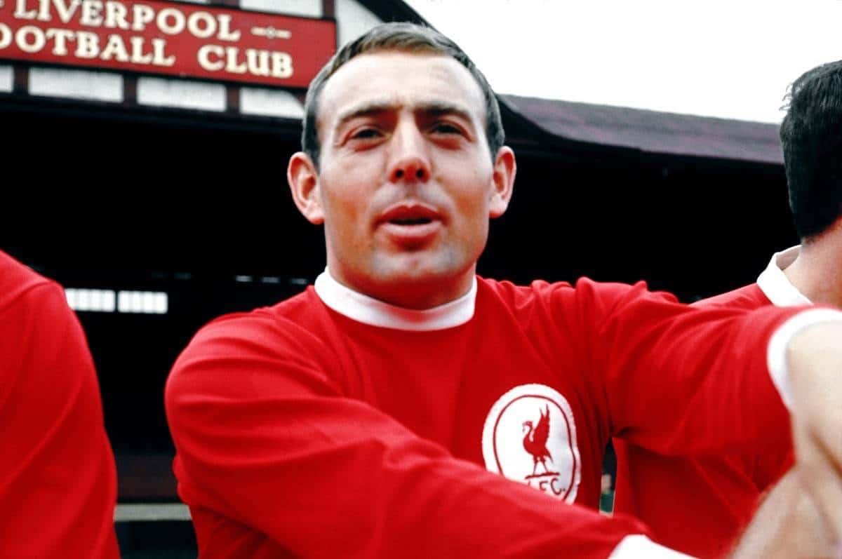 Ian St John Liverpool - Peter Robinson/EMPICS Sport