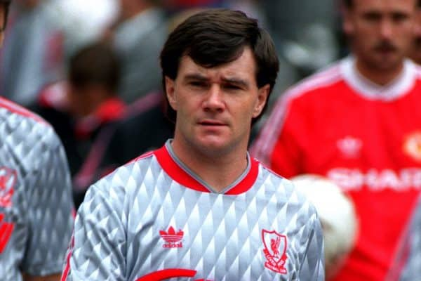 Ray Houghton, Liverpool, 1990 (Phil O'Brien/EMPICS Sport)