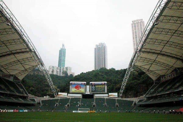 A general view of Hong Kong's football stadium. ( Gareth Copley/PA Archive/PA Images)