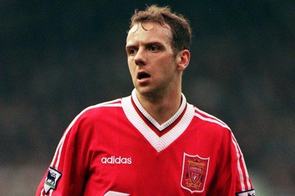 Rob Jones, Liverpool, 1996 (Aubrey Washington/EMPICS Sport)