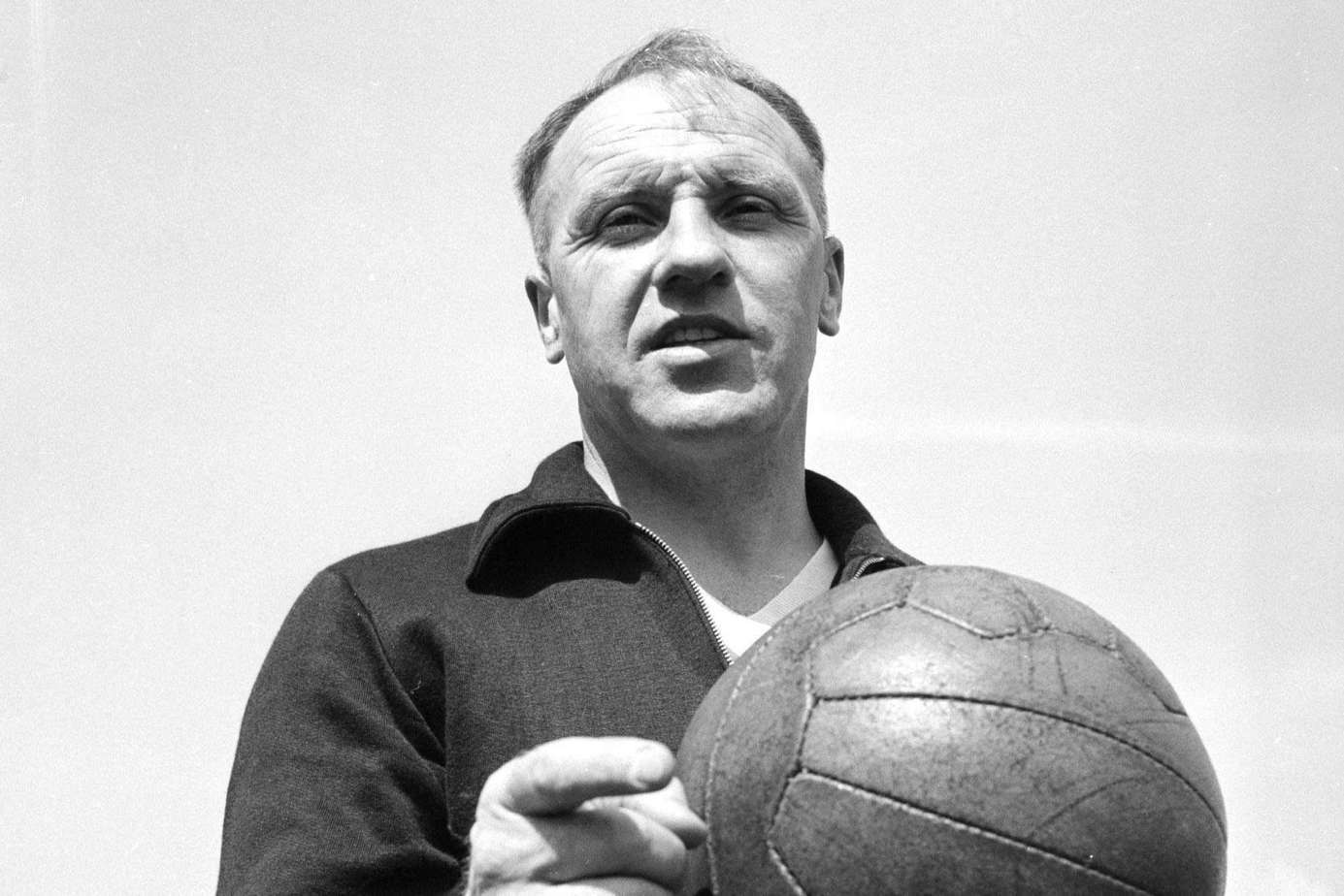 Bill Shankly, 14-Apr-1964 (Picture by PA PA Archive/PA Images)