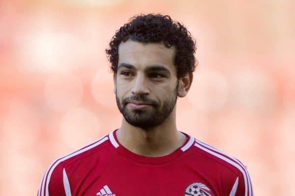 Mohamed Salah, Egypt - John Walton/EMPICS Sport