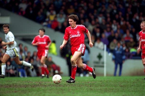 Peter Beardsley, 1991 (Neal Simpson/EMPICS Sport)