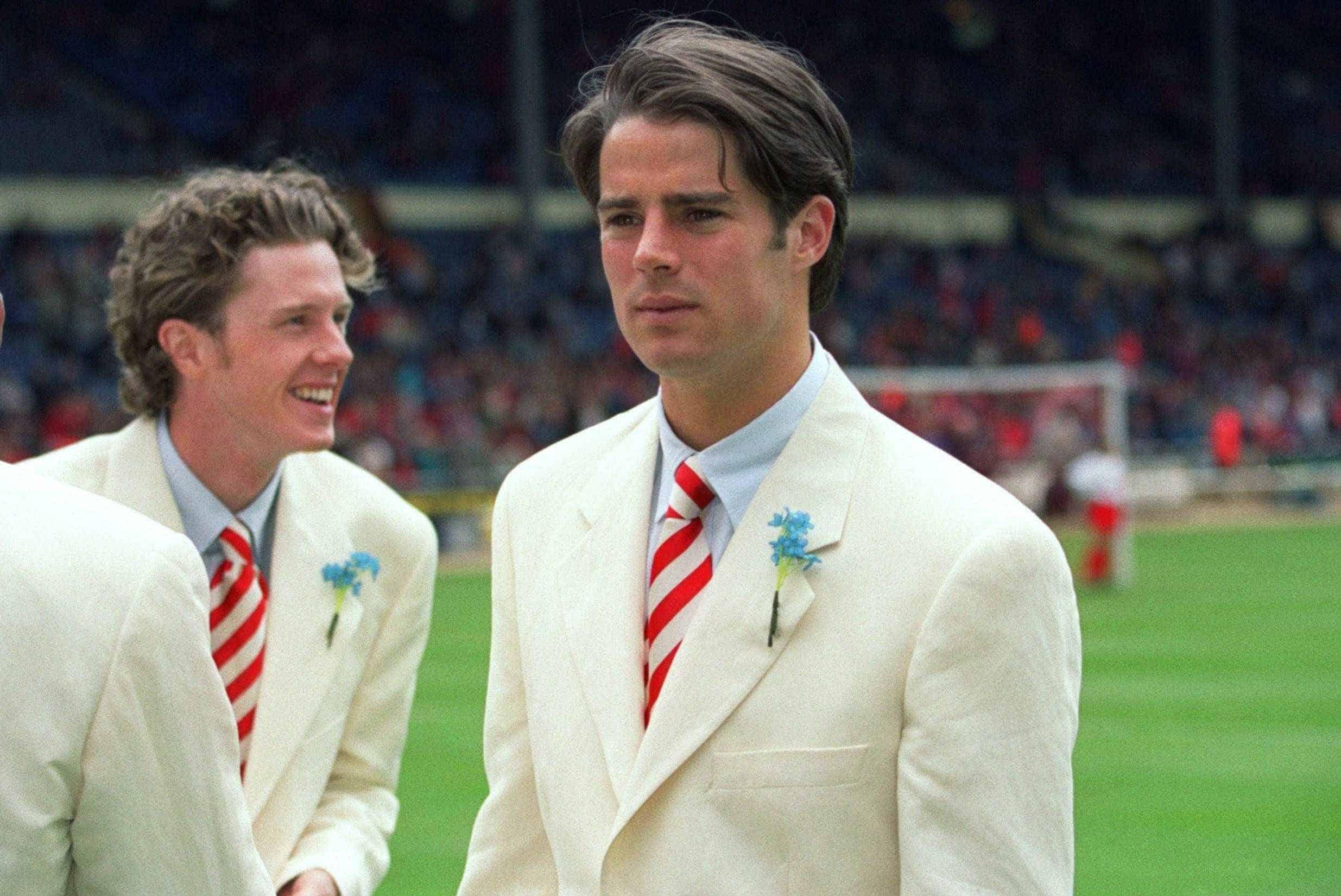 Jamie Redknapp, FA Cup Final 1996