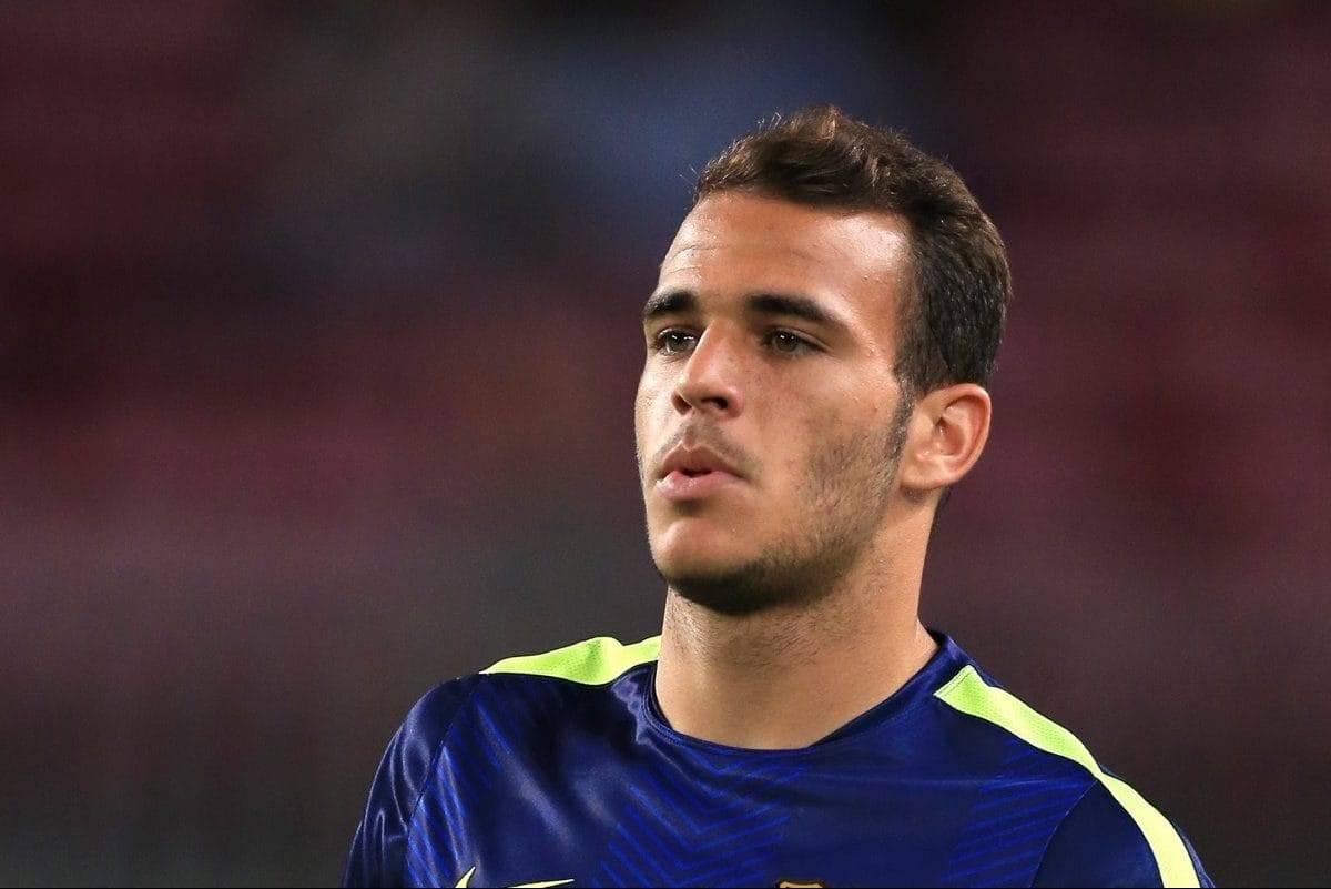 Ramirez Sandro, Barcelona. (Mike Egerton/EMPICS Sport)