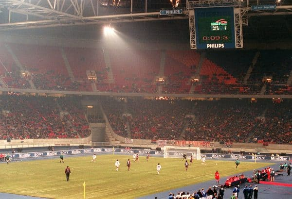 Amsterdam Arena - Euro 6's tournament (PA Image)