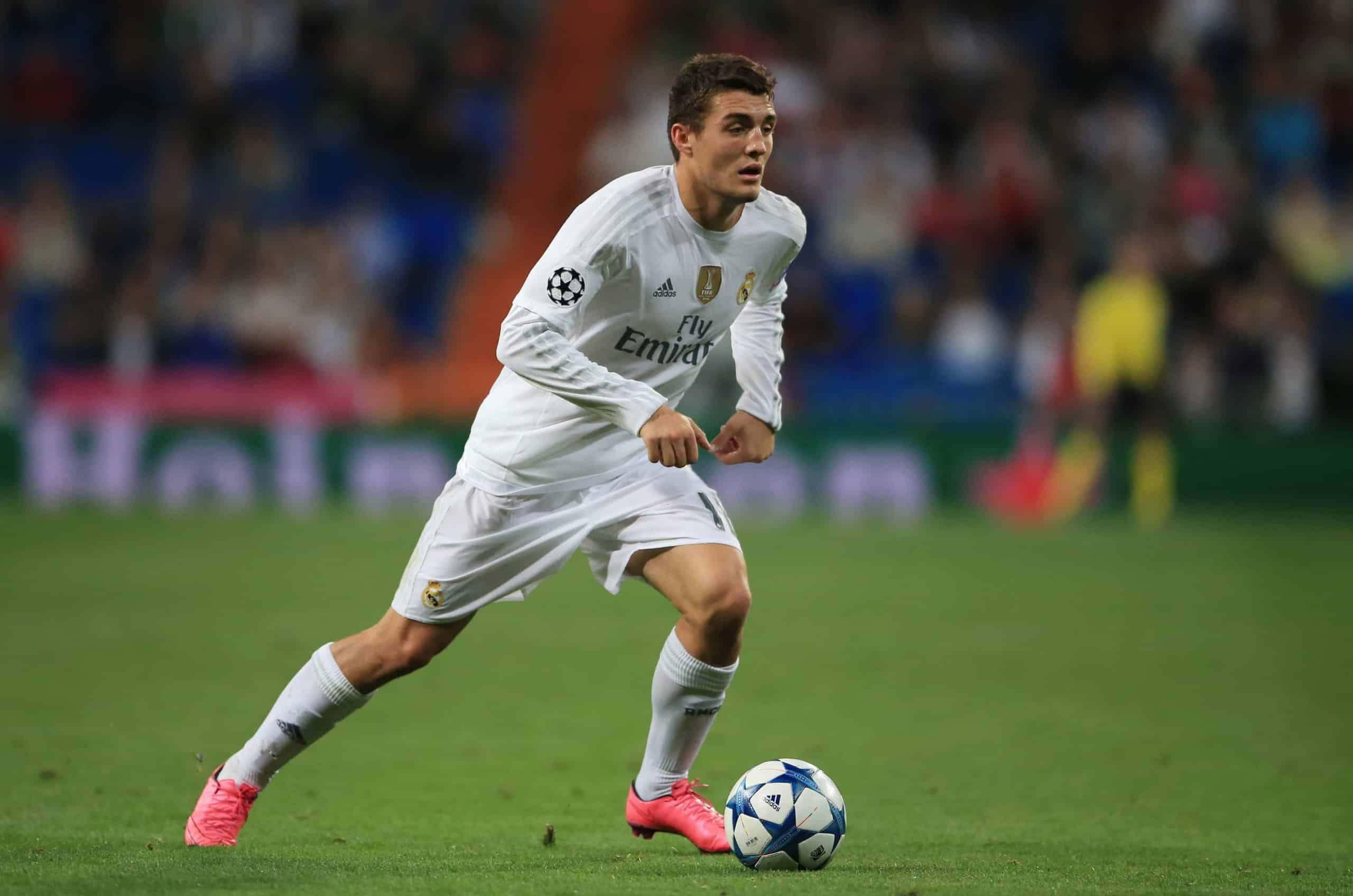 Real Madrid's Mateo Kovacic (Picture by: Nick Potts / EMPICS Sport)