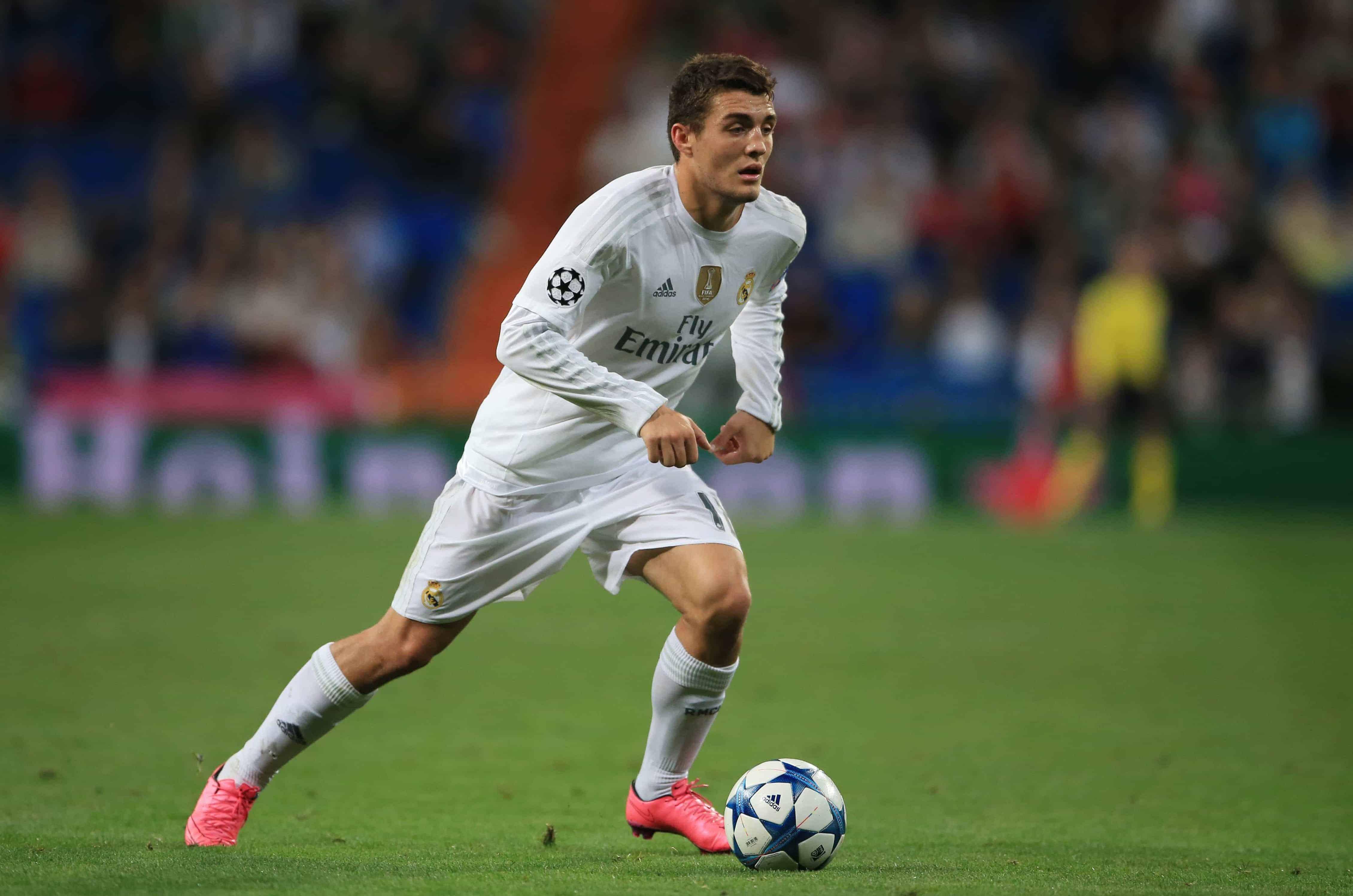 AS Roma Berminat Mendatangkan Gelandang Real Madrid