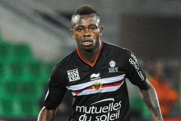 Jean Michael SERI - 27.09.2015 - Saint Etienne / Nice - 8eme journee de Ligue 1 Photo : Jean Paul Thomas / Icon Sport