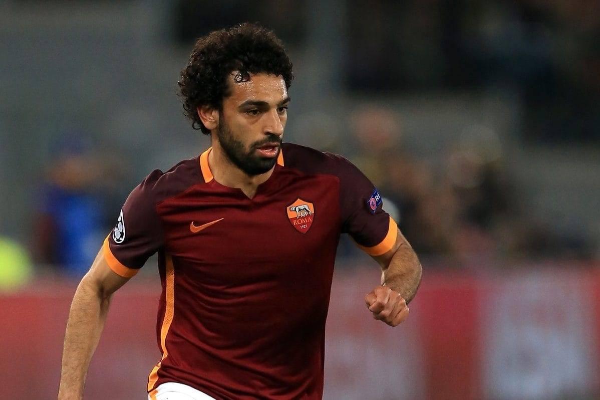 Mohamed Salah, Roma - John Walton/EMPICS Sport